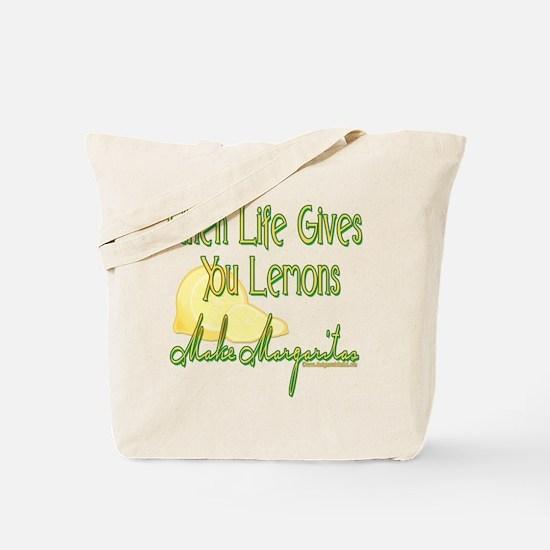 Make Margaritas Tote Bag