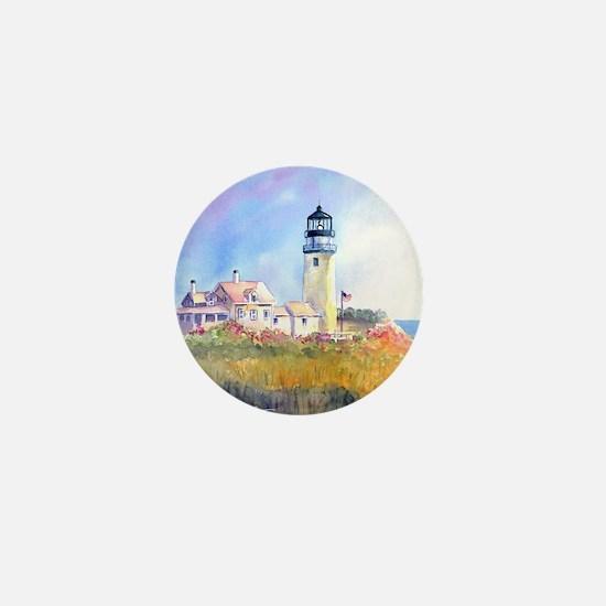 Cape Cod Light Mini Button