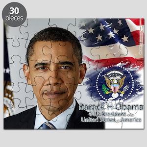 Obama Calendar 001 cover Puzzle
