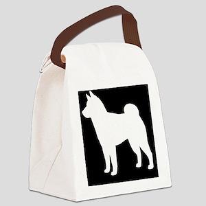 shibahitch Canvas Lunch Bag
