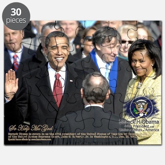 Obama Calendar 001 Puzzle