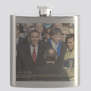 Obama Calendar 001 Flask