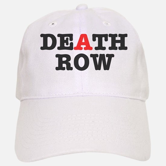 DEATH ROW Baseball Baseball Cap