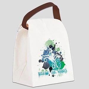 Release the Kraken Canvas Lunch Bag