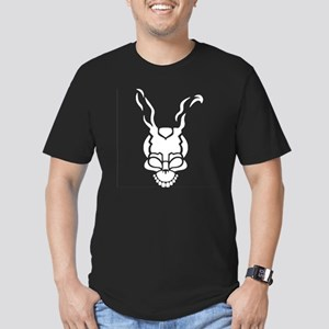 Frank the rabbit Men's Fitted T-Shirt (dark)
