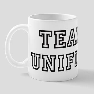 Team UNIFIED Mug