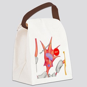 Excite Canvas Lunch Bag
