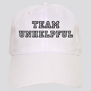 Team UNHELPFUL Cap