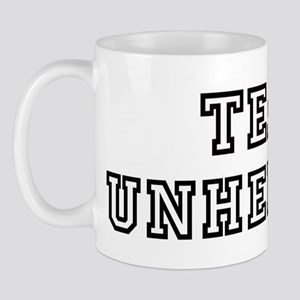 Team UNHELPFUL Mug