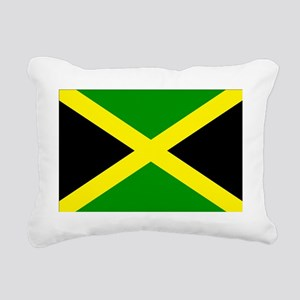Jamaica Rectangular Canvas Pillow