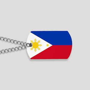 Philippine flag Dog Tags