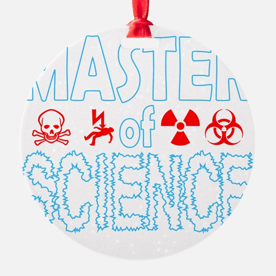 Master of Science MSc Ornament