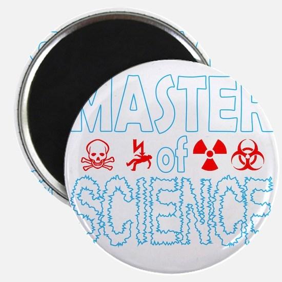 Master of Science MSc Magnet