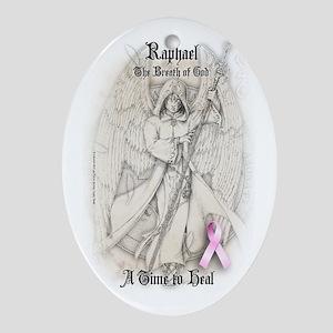 Raphael Breast Cancer Ornament