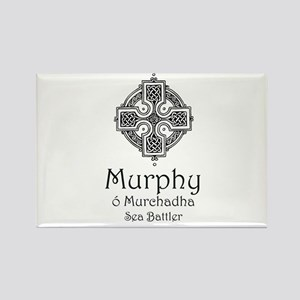 Murphy Rectangle Magnet