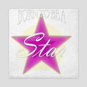 Star_Pink Queen Duvet