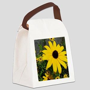 BLACK-EYED SUSAN™ Canvas Lunch Bag
