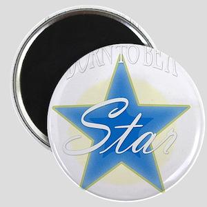Star_blue Magnet