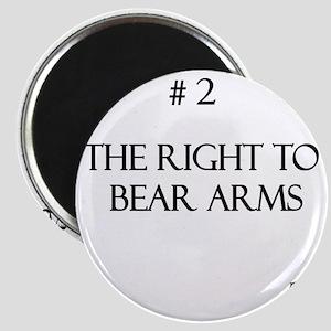 2nd Amendment Magnet