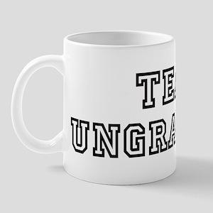 Team UNGRATEFUL Mug
