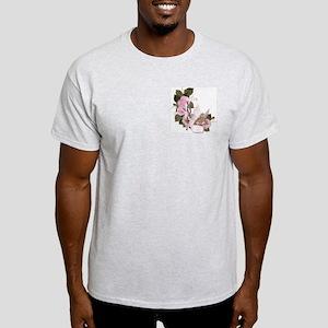 PINK SATIN Light T-Shirt