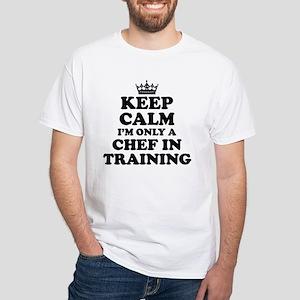 Keep Calm Chef in Training T-Shirt
