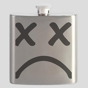 Smiley sad Flask