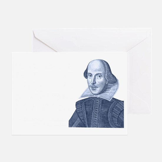 Franklin Quote Greeting Card