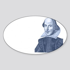 Franklin Quote Sticker (Oval)