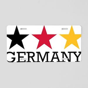 Germany stars Aluminum License Plate