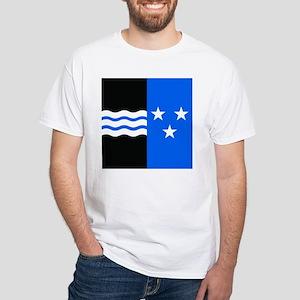 Aargau White T-Shirt