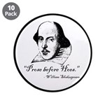 Prose Before Hoes - Shakespeare Quote 3.5