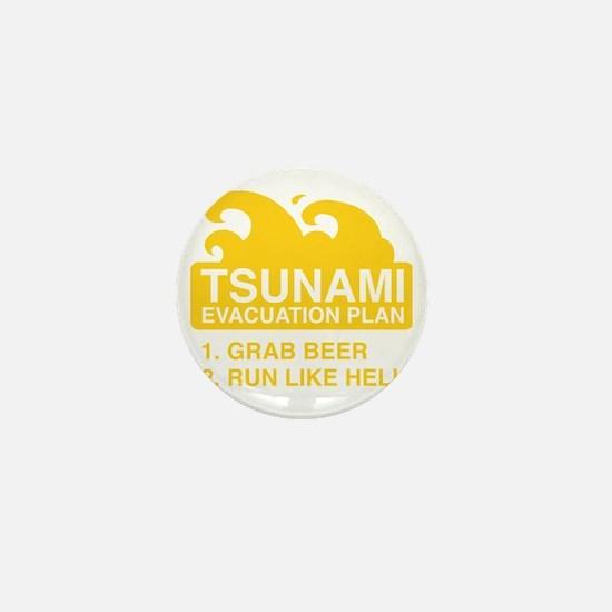 tsunamiBeer1F Mini Button