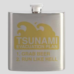 tsunamiBeer1F Flask