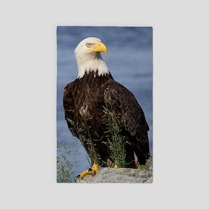 American Bald Eagle 3'x5' Area Rug
