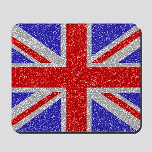 British Glam Mousepad