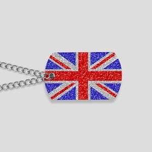 British Glam Dog Tags