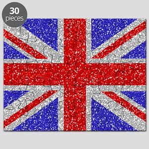 British Glam Puzzle