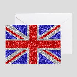 British Glam Greeting Card