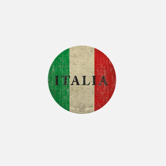 Vintage Italia Mini Button
