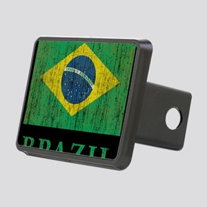 Vintage Brazil Rectangular Hitch Cover