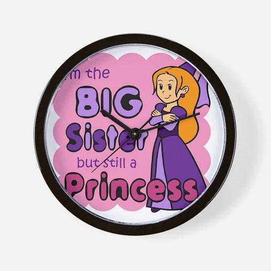 I'm The Big Sister Wall Clock