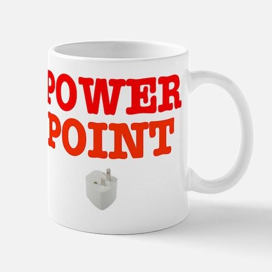POWER POINT Mug