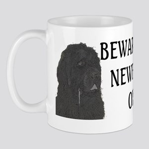 Beware of Drool Mug