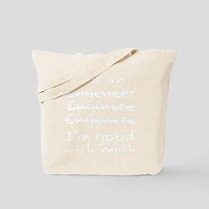 Engeneer Tote Bag