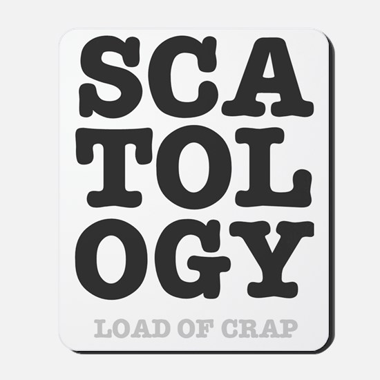 SCATOLOGY Mousepad