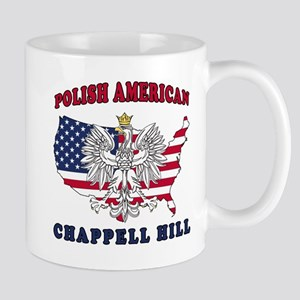 Chappell Hill Texas Polish Mug