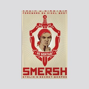 SMERSH Rectangle Magnet