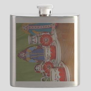 Russian Doll Tea Time Flask
