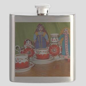 DollyTeaMousepad Flask